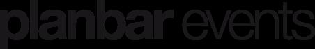 planbar events Logo